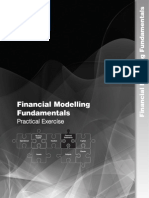 Financial Modelling Fundamentals - Practical Exercise