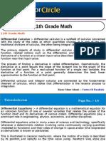 11th Grade Math