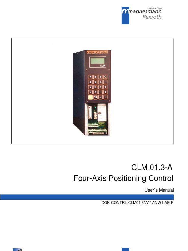 CLM01 3A_ANW1 | Parameter (Computer Programming) | Rotation