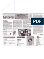 NEW Response to Liz Road Letter to Editor ArmExpress 27July2012