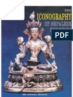 The Iconography of Nepalese Buddhism