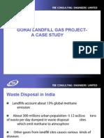 land fill  gas Mumbai