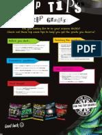 60528985 AQA GCSE Science Top Tips Poster