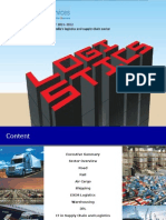 Logistics Report Sample