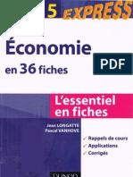 Economie en 36 Fiche DCG 5