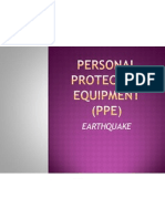 Earthquake (Ppe)