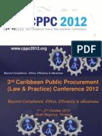 CPPC 2012 Media Launch