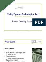 Power Quality Basics 0809