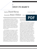 Book Review of Harvey's Companion to Marx's Capital