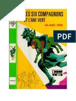 Bonzon P-J 10 Les Six Compagnons Les Compagnons Et l'Ane Vert 1966