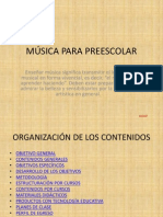 Plataforma Musica Para Preescolar y Primaria