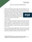 La Participación en la construcción de la ciudad latinoamericana.