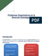 Problemas Organizativos