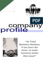 Pranus-CompanyProfile2008