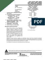 Datasheet LM358 Compara Con 2904d