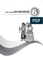 Cuaderno Sociales Sexto Ano