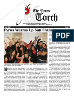 The Pyros Torch Issue 5