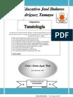 Tanatología-C.M.A.P.