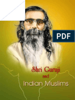 Indian Muslim and Guruji