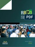 Revista Brasileira de Planejamento e Orçamento