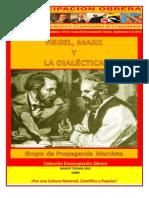Libro No. 338.  Hegel, Marx y la Dialéctica. G.P.M. Colección Emancipación Obrera. Septiembre 8 de 2012