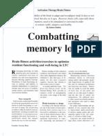 Combating Memory Loss