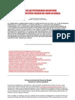 Las Pretensiones Argentinas sobre el Canal Beagle de Chile