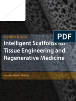 Handbook of Intelligent Scaffolds for Tissue Engineering and Regenerative Medicine