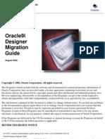 9i 1 Migration Guide