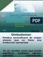 Ombudsman y DDHH