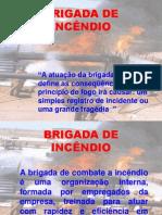 brigada de incendio composição