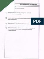 Estructuras I Carátula tp n6 (Diagramas de Esfuerzos Característicos)