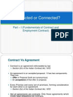 Contracted or Connected