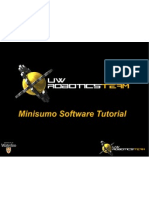 F2010 Minisumo Software Tutorial