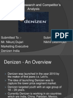 Denizen Ppt