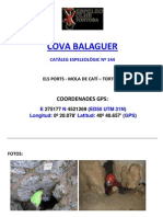 COVA BALAGUER