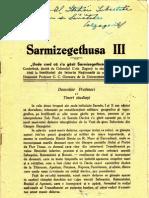 Sarmizsgethusa