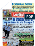 LE BUTEUR PDF du 09//09/2012
