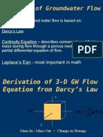 3-GW Flow Equations