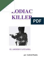 Zodiac Killer. El Asesino Fantasma