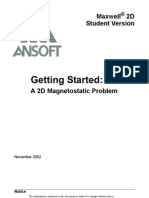 MaxwellSV_Magnetostatic2