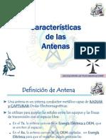 Caracteristicas de Las Antenas