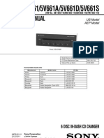 CD Changer Service Manual