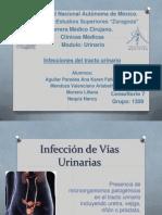 INFECCIÓNES TRACTO URINARIO
