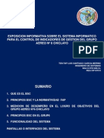 Balanced ScoreCard - APlicativo Indicadores de Gestion FAP 2012  + jaguar