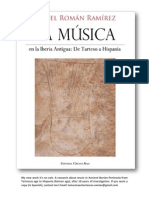 The Music in Ancient Iberia- From Tartessos to Hispania.
