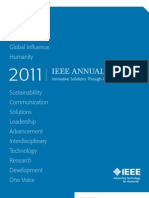 2011 Ieee Annual Report