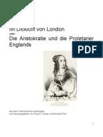 Tristan, Flora - Im Dickicht Von London (1843)
