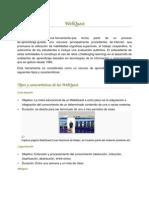 WebQuest caracteristicas