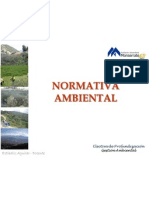 Normativa Ambiental